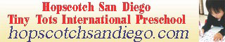 Hopscoteh San Diego Tiny Tots International Preschool